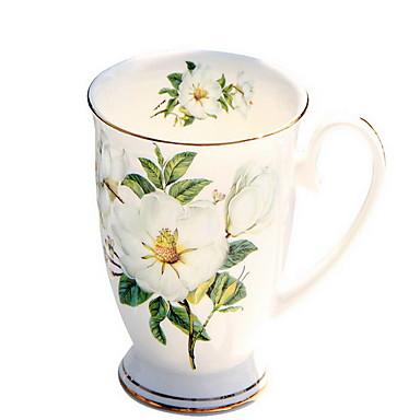 Domowy Szklanki Ceramiczny Odsłonięte mleko Butelki na wodę