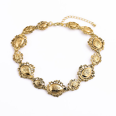 Pentru femei Toroane Coliere Cristal Design Unic La modă Personalizat Euramerican Bijuterii Pentru Nuntă Petrecere
