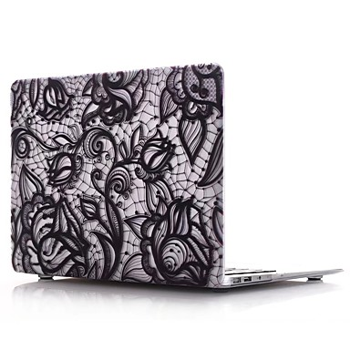 MacBook Θήκη για Λουλούδι PVC Υλικό Νέο MacBook Pro 15'' Νέο MacBook Pro 13'' MacBook Pro 15 ιντσών MacBook Air 13 ιντσών MacBook Pro 13