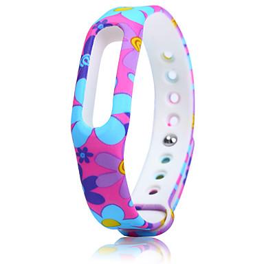 tpu-riem voor xiaomi miband 1 horlogebandjes voor xiaomi smartwatch-accessoires