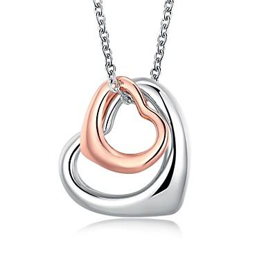 Damskie Breloczki Biżuteria Heart Shape Cyrkon Stop Wiszący Biżuteria Na Codzienny Casual