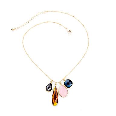 Pentru femei Toroane Coliere Cute Stil Chrismas Curcubeu Bijuterii Pentru 1 buc