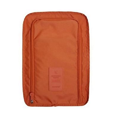 حقيبة سفر للأحذية منظم أغراض السفر مقاوم للماء المحمول سميك تخزين السفر إلى ملابس جوارب نايلون / السفر