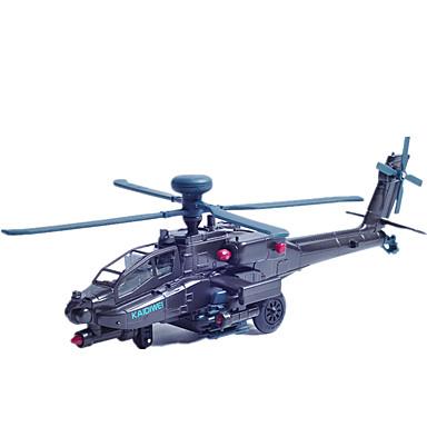 KDW Aufziehbare Fahrzeuge Helikopter Spielzeuge Flugzeug Kunststoff Stücke Unisex Geschenk