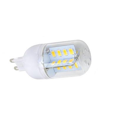 G9 Becuri LED Corn T 32 LED-uri SMD 5730 Alb Cald Alb Rece 200-300lm 3000/6500K AC 220-240V