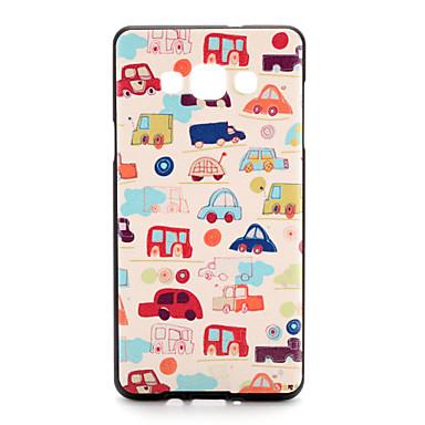 غطاء من أجل Samsung Galaxy نموذج غطاء خلفي كارتون ناعم TPU إلى A7 A5