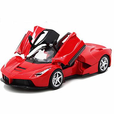 Jucării pentru mașini Model Mașină Mașini Raliu Jucarii Simulare Muzică și lumină Mașină Cai Aliaj Metalic MetalPistol Aliaj metalic