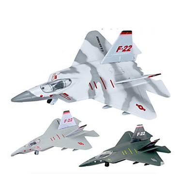 Terugtrekvoertuigen Vliegtuig Speeltjes Vliegtuig Muovi Stuks Unisex Geschenk