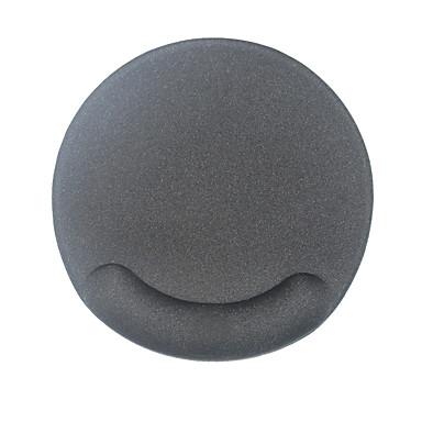 Exquisite runde, solide Farbmausunterlage