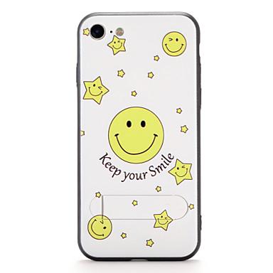 Voor apple iphone 7 7plus case hoesje met standaard patroon achterhoes hoesje 3d cartoon harde pc 6s plus 6 plus 6s 6