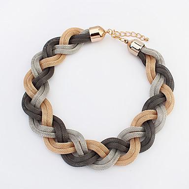 Damen Halsketten Schmuck Schmuck Aleación Modisch individualisiert Euramerican Schmuck Für Party Besondere Anlässe