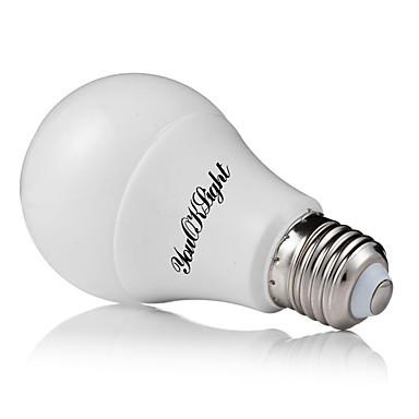 11W B22 E26/E27 مصابيح كروية LED 24 الأضواء SMD 5730 أبيض دافئ أبيض كول 850-900lm 3000/6000K AC 85-265V