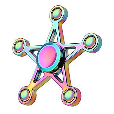 Hand spinne Fidget spinners Hand Spinner Speeltjes Stress en angst Relief Kantoor Bureau Speelgoed voor Killing Time Focus Toy Relieves