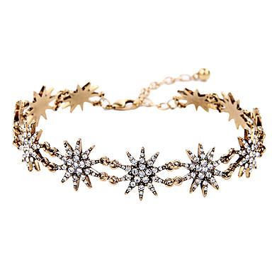 Γυναικεία Κολιέ Τσόκερ Star Shape Μοναδικό Euramerican Κοσμήματα Για Πάρτι Χριστουγεννιάτικα δώρα