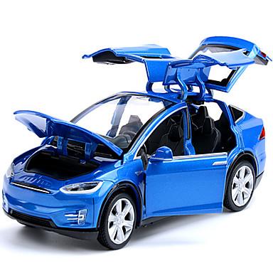 Spielzeug-Autos SUV Spielzeuge Musik & Licht Spielzeuge Metal Stücke keine Angaben Geschenk
