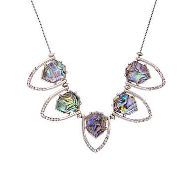 Pentru femei Toroane Coliere Geometric Shape La modă Personalizat Bijuterii Pentru Petrecere Cadouri de Crăciun