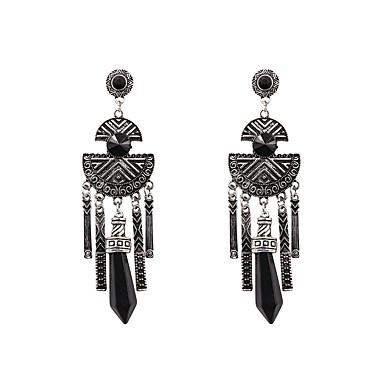 Pentru femei Ciucure Cercei Picătură - Personalizat Ciucure Turcă Euramerican Modă Negru Altele cercei Pentru Cadouri de Crăciun Nuntă