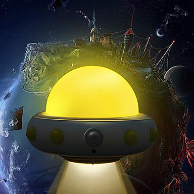 Telecomandă comutator de încărcare dormitor lampă de noptieră inteligent lumina de control farfurioară a condus lumina de noapte