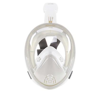 Mască de Snorkel Măști Diving Protector Masca Fata Totala Înot Scufundare Silicon Fibră de Sticlă