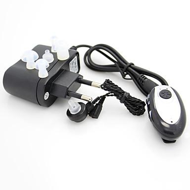 uusi ladattava BTE kuulolaitteet n-h säätö audiphone äänen vahvistin eu sovitin