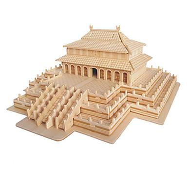 3D - Puzzle Spielzeuge Chinesische Architektur Unisex Stücke