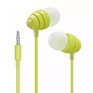Jtx e601 headset headset en ear headset met tarwe lijn
