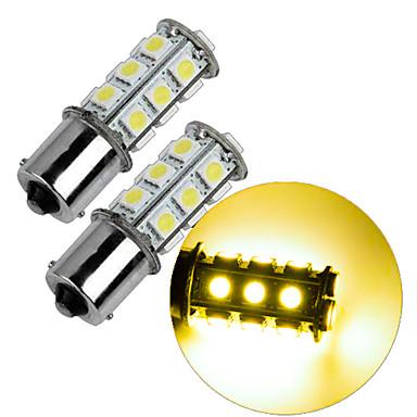 1156 Becuri W SMD 5050 195 lm LED coada de lumină ForΠαγκόσμιο
