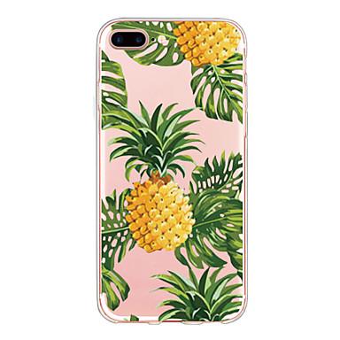 tok Για Apple iPhone X iPhone 8 Εξαιρετικά λεπτή Πίσω Κάλυμμα Φρούτα Μαλακή TPU για iPhone X iPhone 8 Plus iPhone 8 iPhone 7 Plus iPhone