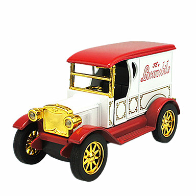 MZ لعبة سيارات سيارة طراز سيارة سباق ألعاب محاكاة سيارات السحب الموسيقى والضوء سيارة بلاستيك معدن سبيكة معدن قديم رجعي قطع للأطفال