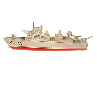 3D - Puzzle Spielzeuge Schiff Holz Unisex Stücke