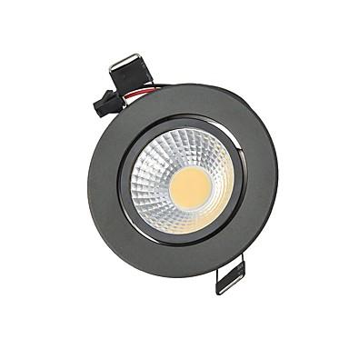3W 250lm 2G11 LED Tavan Spot Încastrat 1 LED-uri de margele COB Decorativ Alb Cald / Alb Rece 85-265V