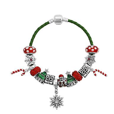Dames Strand Armbanden Vriendschap Modieus Legering Ronde vorm Sieraden Voor Kerstcadeaus