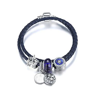 للمرأة أساور التفاف الصداقة موضة والمجوهرات سبيكة Round Shape مجوهرات من أجل