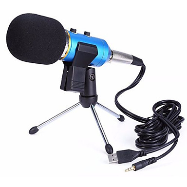 billige Mikrofoner-3.5mm Mikrofon Kabelkoblet Kondensator Mikrofon Håndholdt Mikrofon Til Computer Mikrofon