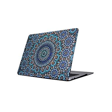 MacBook Futerał Obraz olejny / Kwiaty PVC na Nowy MacBook Pro 15