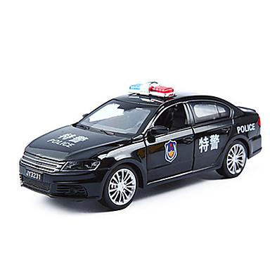 Speeltjes Terugtrekvoertuigen Racewagen Speeltjes Muziek en licht Automatisch Metaal Stuks Unisex Geschenk