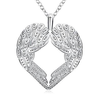 Pentru femei Geometric Shape Inimă Personalizat Γεωμετρικά Design Unic Stil Atârnat Clasic Vintage Boem De Bază Inimă Prietenie