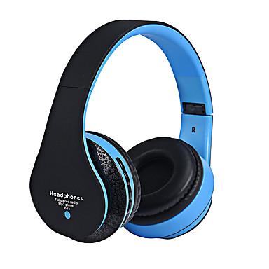 μεγάλα ακουστικά 1pc ασύρματο bluetooth 4.0 ακουστικά του αθλητισμού ακουστικά ακουστικά για μικρόφωνο aux tf για το iPhone Samsung PC