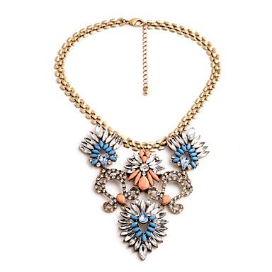 Γυναικεία Κρεμαστά Κολιέ Κρυστάλλινο Εξατομικευόμενο Λατρευτός χαριτωμένο στυλ Euramerican Κοσμήματα Για Γάμου Πάρτι