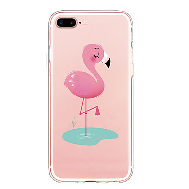 Kılıf Na Apple iPhone X iPhone 8 Ultra cienkie Wzór Czarne etui Rysunek Miękkie TPU na iPhone X iPhone 8 Plus iPhone 8 iPhone 7 Plus