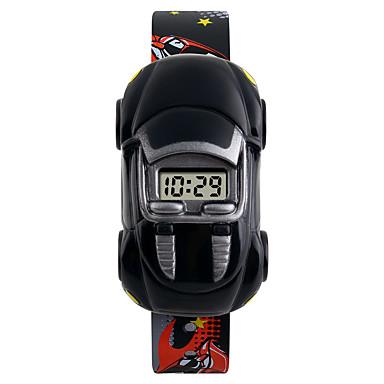 זול שעוני גברים-SKMEI שעון יד שעון דיגיטלי דיגיטלי סיליקוןריצה לוח שנה יצירתי מגניב דיגיטלי אופנתי - צהוב אדום כחול שנתיים חיי סוללה / Maxell626 + 2025