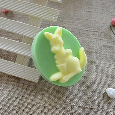 coacere Mold Animal tort pentru ciocolată pentru Candy Silicon Măsurătoare Nelipicios Gril pe Kamado Nuntă Anul Nou Ziua Recunoștinței
