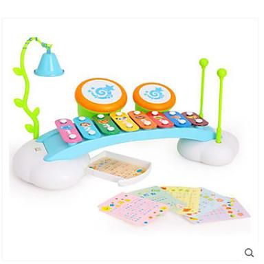 HUILE TOYS Ξυλόφωνο Παιχνίδια Παιχνίδια Διασκέδαση Κυκλικό Πλαστική ύλη Κομμάτια Δώρο