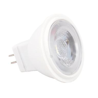 2W 100-120 lm GU4(MR11) LED ضوء سبوت MR11 3 الأضواء SMD 2835 تخفيت أبيض دافئ أبيض كول AC/DC 12