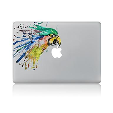 1 szt. Odporne na zadrapania Zwierzę Przezroczysty plastik Naklejka na obudowę Wzorki NaMacBook Pro 15'' with Retina MacBook Pro 15''