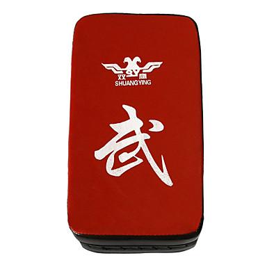 Odak Yumruk Pedleri Boks Pedi Boks ve Dövüş Sanatları Pad için Taekwondo Boks Sanda Muay Thai Karate PU Naylon 1