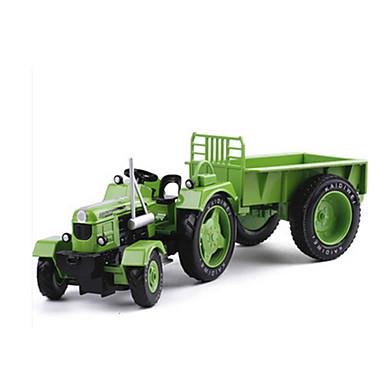 Speelgoedauto's Terugtrekvoertuigen Constructievoertuig Boerderijvoertuig Speeltjes Retro Automatisch Metaallegering Vintage Retro Stuks