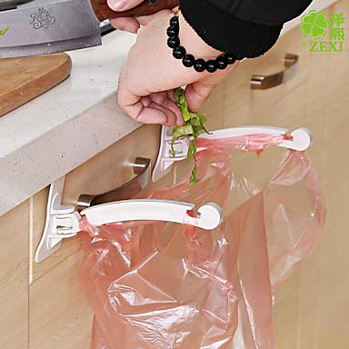 Calitate superioară with ABS Depozitare & Organizare Pentru Casă Pentru Birou Bucătărie Depozitare 2pcs