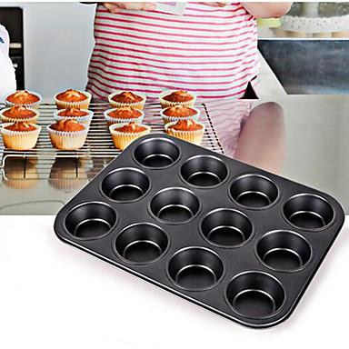 Backformen Sets Kuchen Cupcake für Kuchen Eisen (vernickelt) Kuchenform, Backwerkzeug