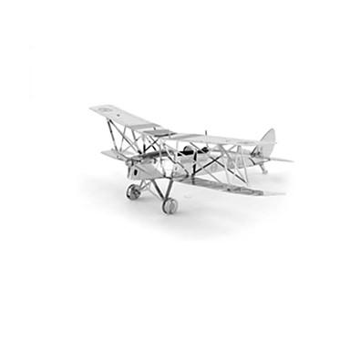 3D - Puzzle Spielzeuge Flugzeug Edelstahl Unisex Stücke